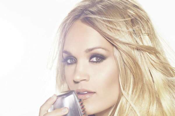 Carrie Underwood performs at Mohegan Sun Arena on Friday, Oct. 28.