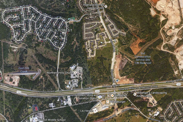 H-E-B owns about 48 acres valued at $9.9 million northwest of the intersection between Loop 1604 and Bulverde Road, according to Bexar County property records.