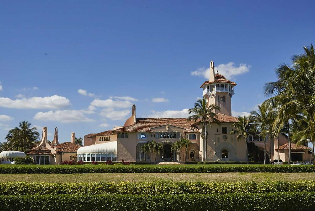 Donald Trump's Mar-a-Lago Club in Palm Beach, Fla., Feb. 12, 2016. Trump has promised to restore jobs taken by illegal immigrants, but his club has frequently pursued temporary visas for foreign workers.