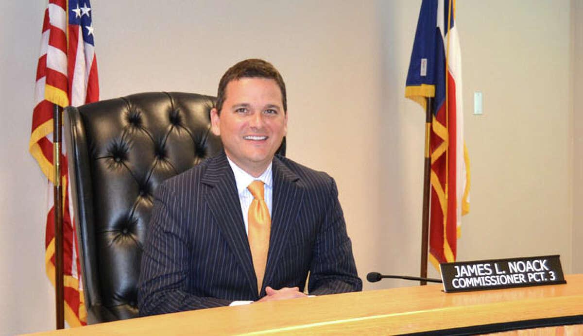 Montgomery County Commissioner James Noack