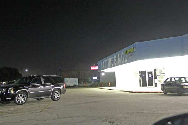 Harris County District Attorney Devon Anderson and investigators raided the Paradise Day and Night Bingo Hall located at 1520 College Avenue on Aug.  17.