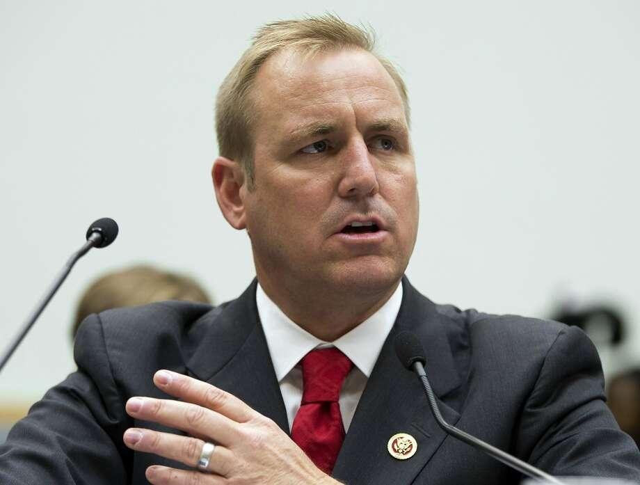 Rep. Jeff Denham Photo: Evan Vucci, Associated Press