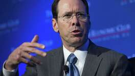 When asked about regulatory concerns, AT&T CEO Randall Stephenson focused on the fact that the companies are proposing a vertical merger. He said most of the pushback lately from the Justice Department has been on companies that were taking out competitors.