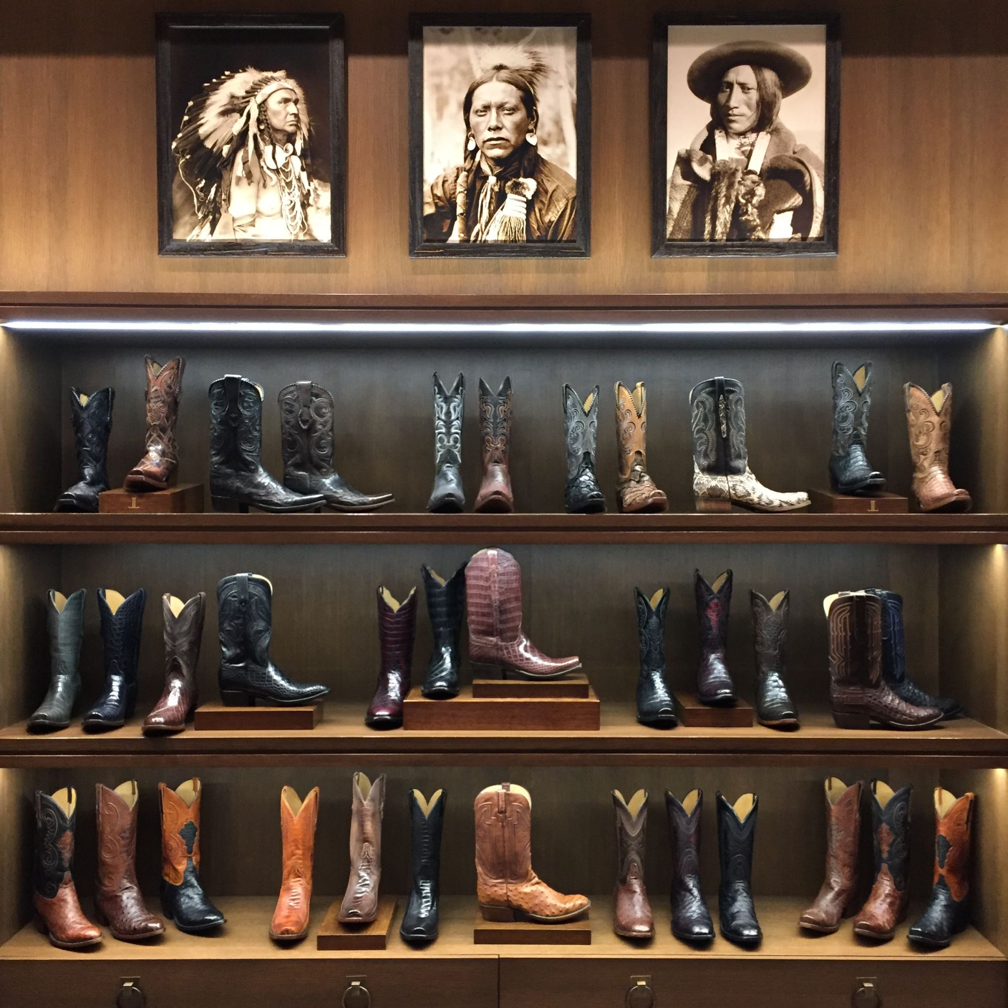 The story of Lucchese boots, a true Texas original -
