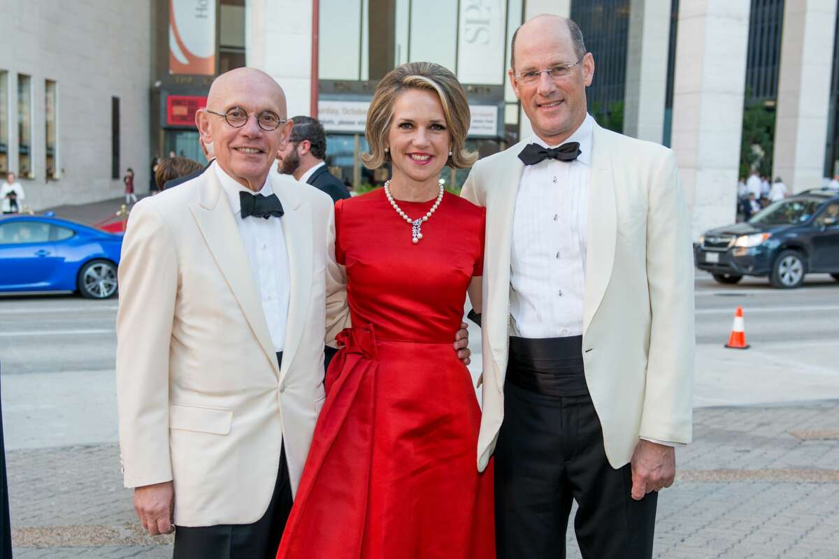 Jim Postl with Alie and David Pruner
