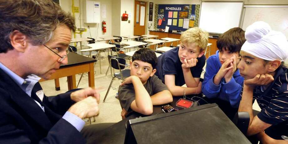 10. East Ridge Middle School (ranked #67 nationally)Ridgefield., CTAcademics: A+Teachers: A+Culture & Diversity: C-Source: Niche Photo: Michael Duffy / The News-Times