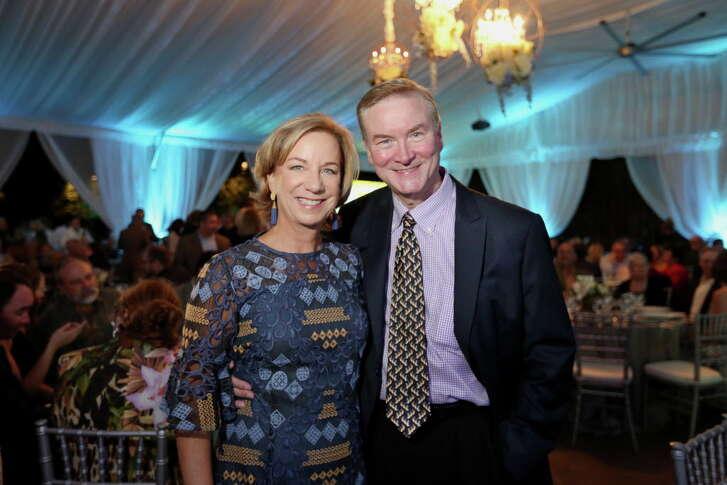 Nancy and David Pustka