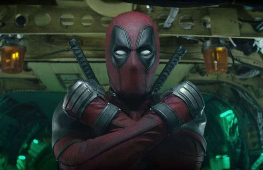 deadpool 2 breaks opening day record for r rated film sfgate
