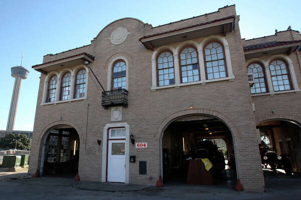 Much of the restoration work for the San Antonio Fire Museum Society's exhibits were taking place in the old Fire Station No. 7 on S. Alamo Street in 2011. The actual museum is housed in what is now Fire Station No. 1 near the Alamo, and No. 7 is set to become Battalion, the latest offering from restaurateurs Andrew Goodman and Stefan Bowers before the end of the year.