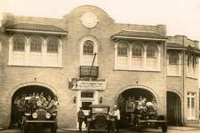 Fire Station No. 7 in 1926.