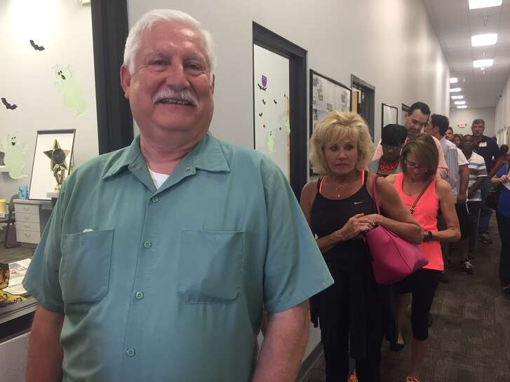 Richard Garza, 62, chemist 