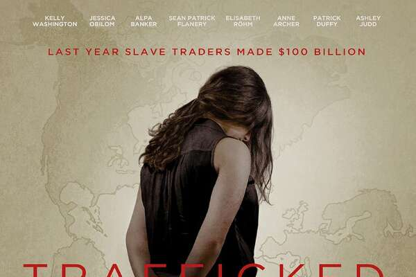 """""""Trafficked"""" is a film about the illegal sex traffic trade, set to be released in early 2017."""