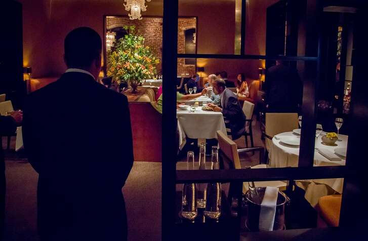 The interior of Quince in San Francisco, Calif., is seen on Wednesday, February 18th,  2015.