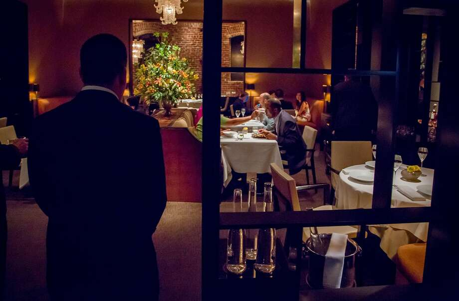 The interior of Quince in San Francisco, Calif., is seen on Wednesday, February 18th,  2015. Photo: John Storey, Special To The Chronicle