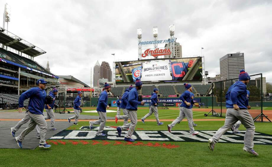 When the Chicago Cubs take the field for Game 1 of the World Series on Tuesday, it will have been 25,948 days since their last appearance in the Fall Classic - a Game 7 loss to Detroit in 1945. Photo: David J. Phillip, STF / AP