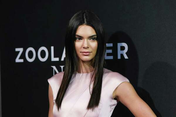 "FILE - In this Feb. 9, 2016 file photo, model Kendall Jenner attends the world premiere of ""Zoolander 2"" in New York. A defense lawyer argued Monday, Oct. 24, 2016, that his client, Shavaughn McKenzie, did not intend to cause Jenner fear when he approached her outside her home in August and should be acquitted of stalking and trespassing charges. (Photo by Evan Agostini/Invision/AP, File) ORG XMIT: NYET102"