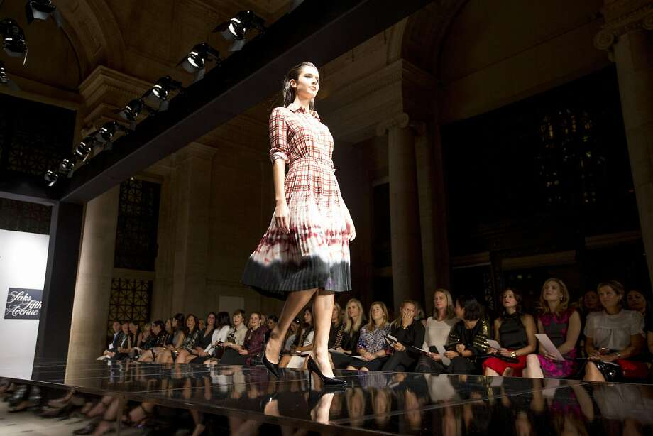 Womenswear designer Joseph Altuzarra showed hisresort & spring 2017 capsule collection at a special event at the Asian Art Museum with Saks Fifth Avenue Oct. 17, 2016. Photo: Drew Altizer Photography, Photo - Drew Altizer Photography