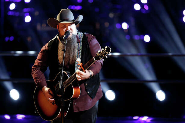 """THE VOICE -- """"Knockout Rounds"""" -- Pictured: Sundance Head -- (Photo by: Tyler Golden/NBC)"""