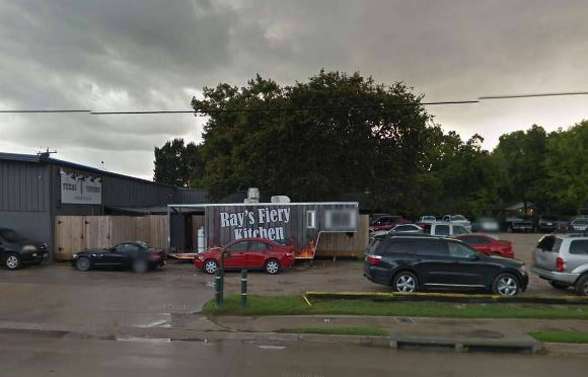 Ray's Fiery Kitchen - Della Carts 1535 Brittmoore Houston, TX 77043 Demerits: 79 Inspection Highlights:Establishment not in compliance with Article II, Food Ordinance. (SEC.20-21.1 offense observed) Water Sample tested positive for total coliforms.
