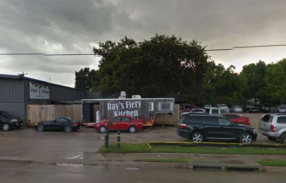 Ray's Fiery Kitchen - Della Carts 1535 Brittmoore Houston, TX 77043Demerits: 79Inspection Highlights: Establishment not in compliance with Article II, Food Ordinance. (SEC.20-21.1 offense observed) Water Sample tested positive for total coliforms. Photo: Google Maps