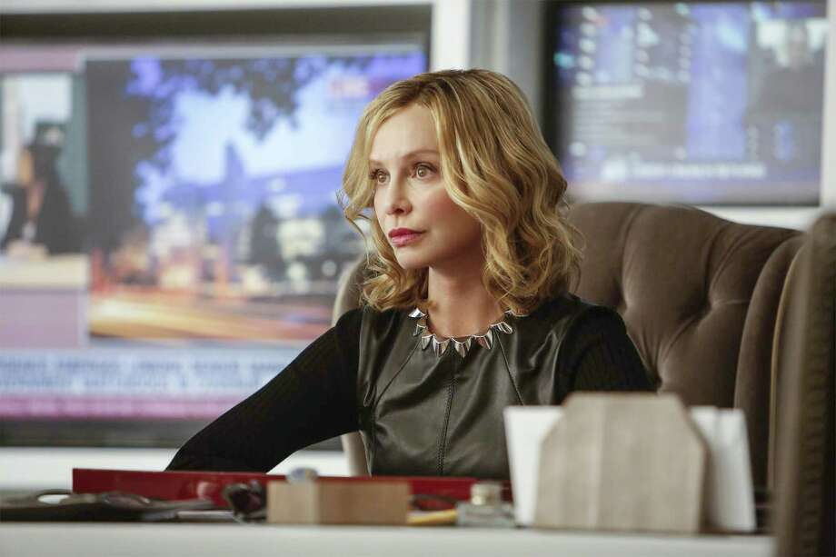 SUPERGIRL: Calista Flockhart Set To Return As Cat Grant In Season Two