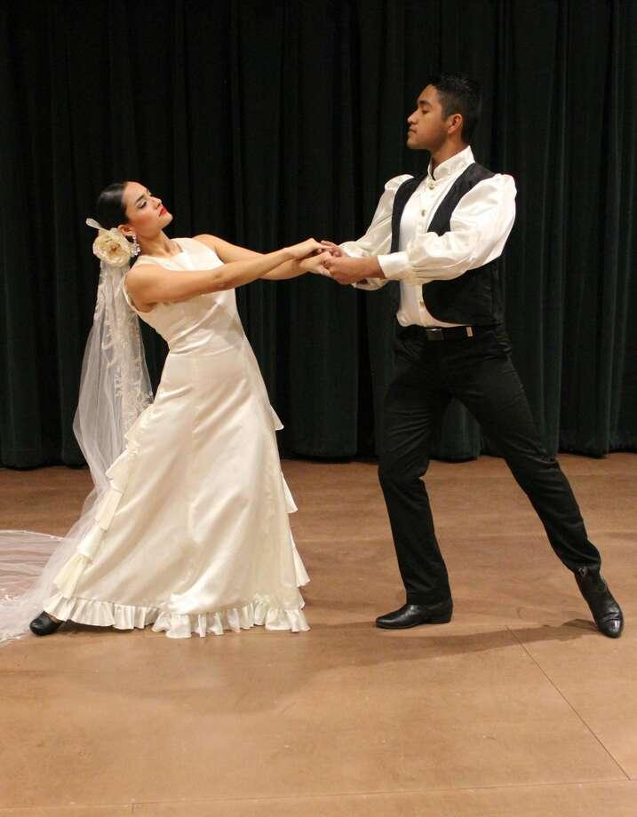 Estudiantes de danza de LCC y VMT se presentarán en un concierto especial este fin de semana. Entre los bailarines estarán Kesia Rodríguez y Guillermo Hernández. (Foto de cortesía)