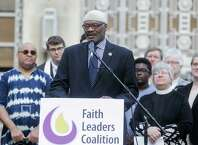 Mustafa Carroll, a member of the Faith Leaders Coalition of Greater Houston, said Monday that the current political climate resembles the pre-civil rights era.