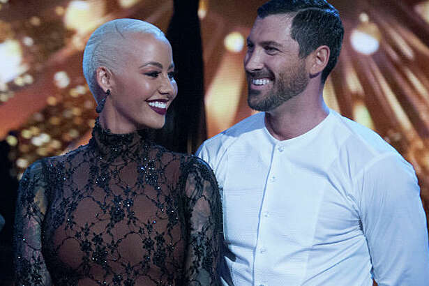 """One of the biggest shows """"Dancing with the Stars"""" has ever put on will unfold on the ballroom floor, as the 11 remaining celebrities perform big spectacle dances for Cirque du Soleil(r) night, on """"Dancing with the Stars,"""" live, MONDAY, OCTOBER 3 (8:00-10:01 p.m. EDT), on the ABC Television Network. (Eric McCandless/ABC via Getty Images)"""