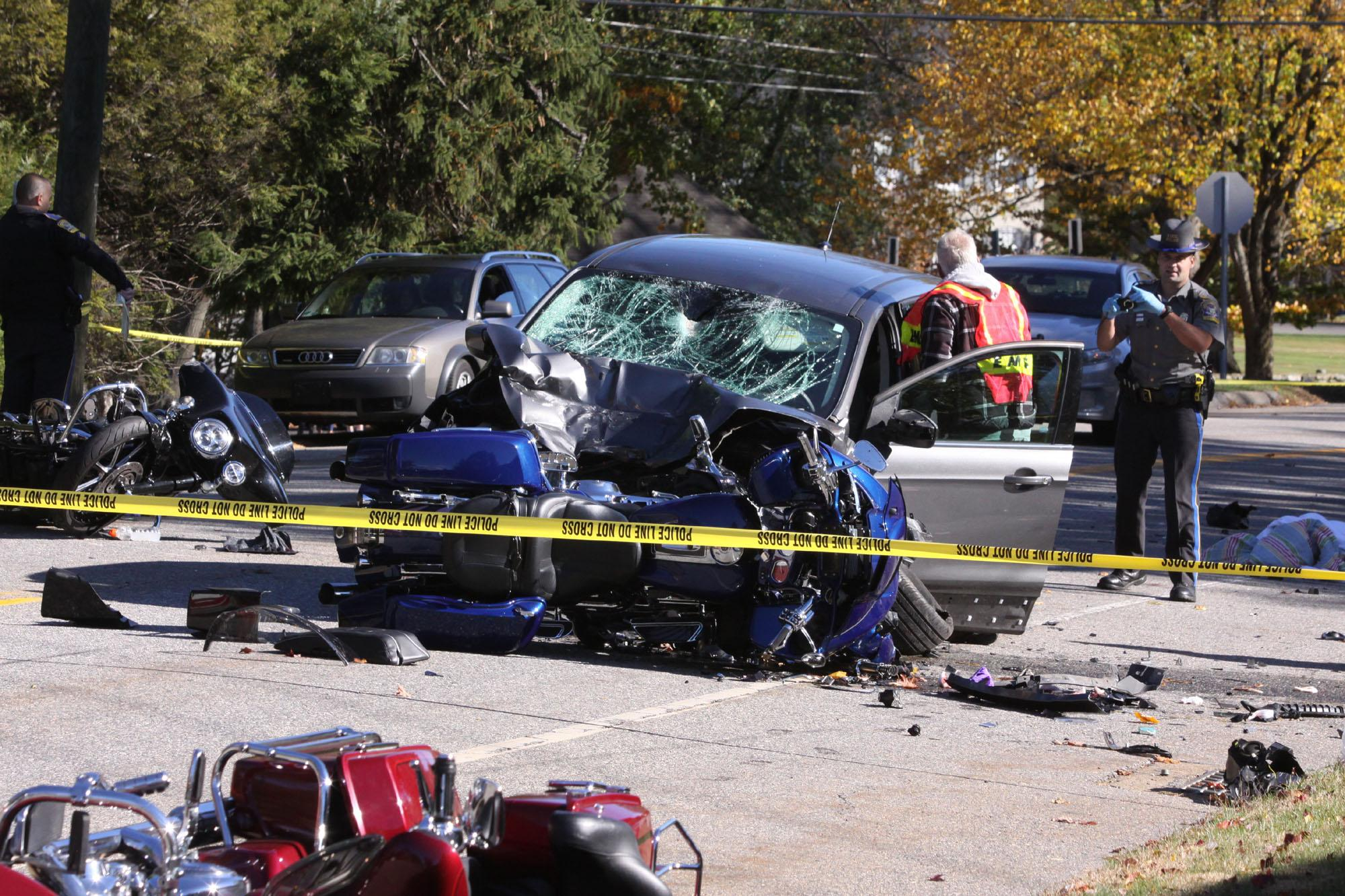 New Fairfield Ct Car Accident