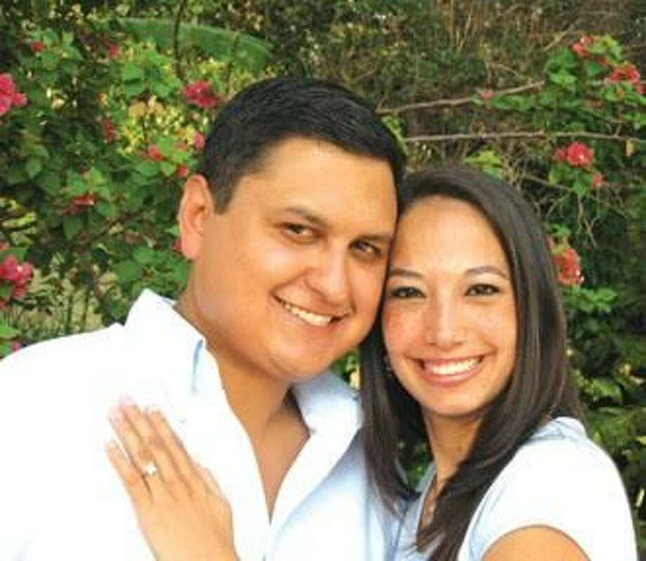 Anna Laura Ramirez and Felipe Sanchez III