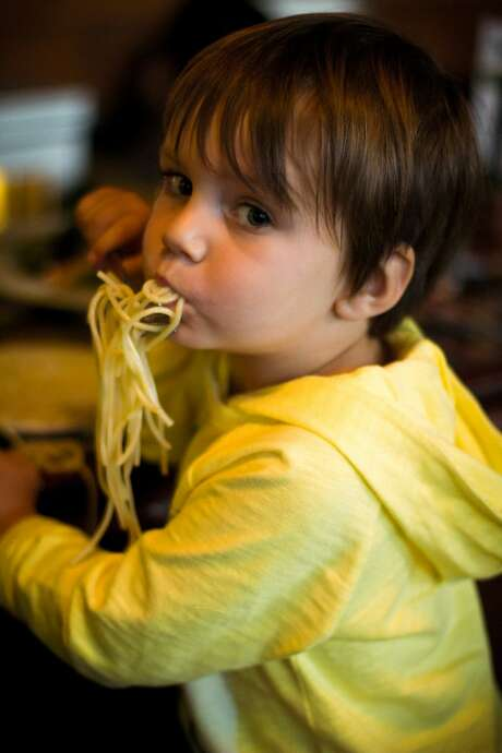 Emmy's Spaghetti Shack: Mondays and Tuesdays between 5 p.m. to 7 p.m., kids eat free. One child's pasta dish per adult entree. Photo: Courtesy Emmy's Spaghetti Shack