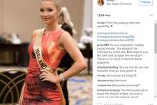 Current Miss Iceland Arna Ýr Jónsdóttir, 20, was slated to compete in Miss Grand International happening on Oct. 25 in Las Vegas. Instead of prepping for the finale, she's heading home after comments were made about her weight, she shared on social media outlets.