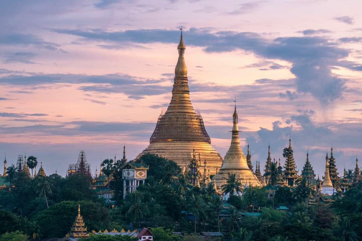 9. Myanmar