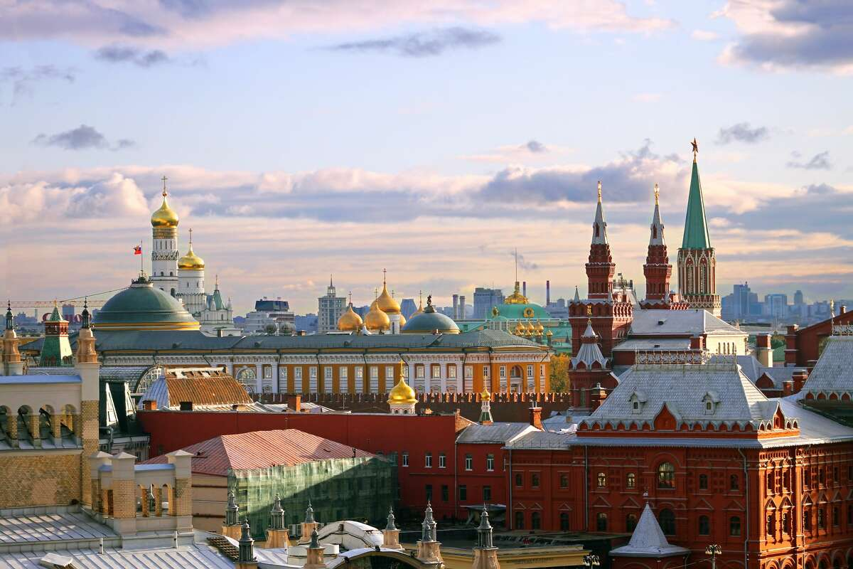 9. Moscow, Russia