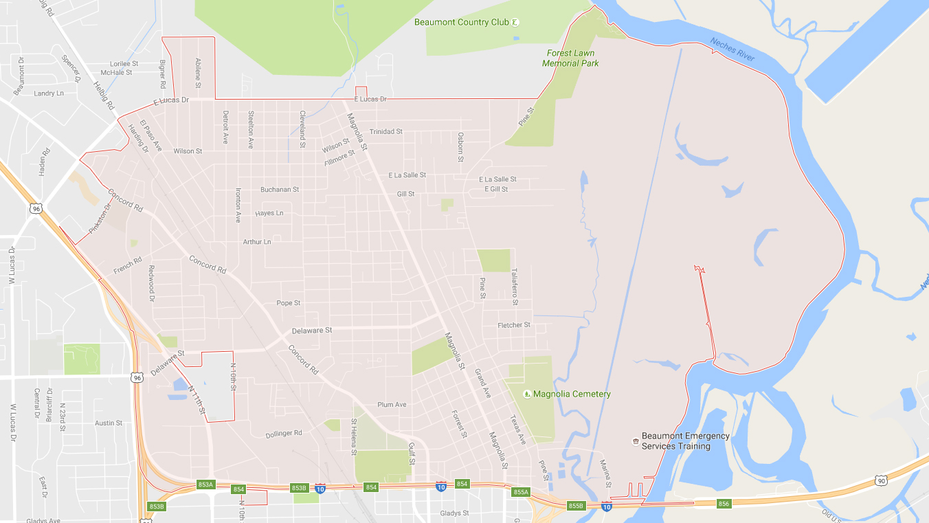 DPS Check sex offender map before trickortreating Beaumont