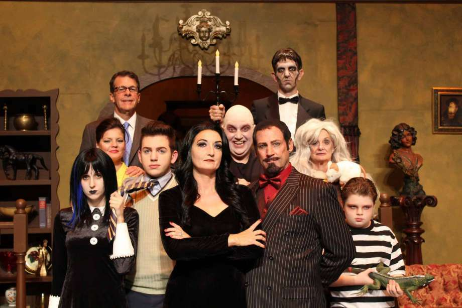 "Reviewer David Dow Bentley III said he's never laughed as hard as he did when he saw Stage Right's ""The Addams Family Musical."" The show continues at the Crighton Theatre through Nov. 6."
