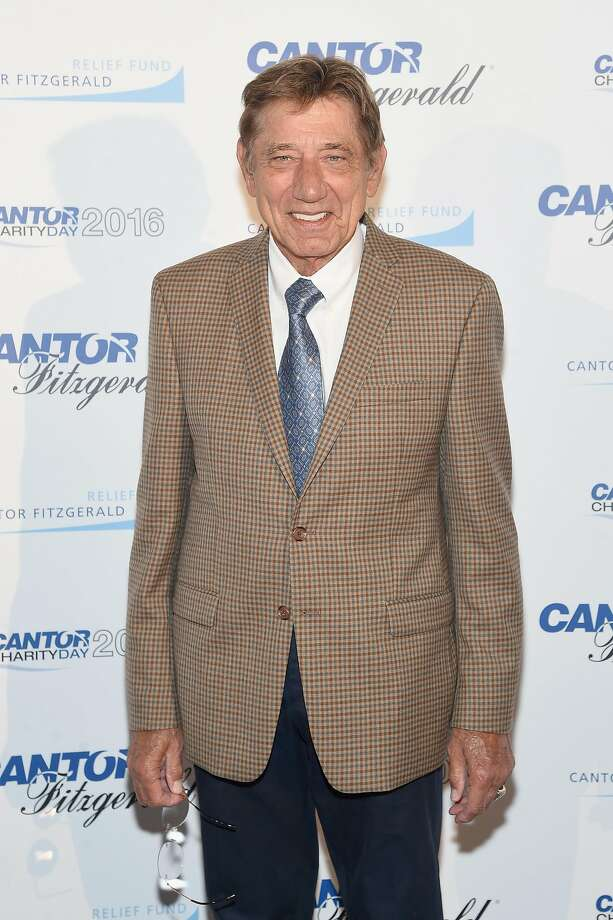 NEW YORK, NY - SEPTEMBER 12:  NFL legend Joe Namath attends the Annual Charity Day hosted by Cantor Fitzgerald, BGC and GFI at Cantor Fitzgerald on September 12, 2016 in New York City.  (Photo by Jamie McCarthy/Getty Images for Cantor Fitzgerald) Photo: Jamie McCarthy, Getty Images For Cantor Fitzgerald