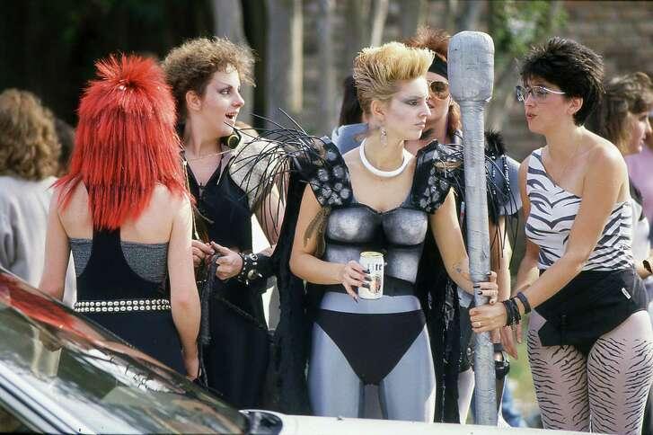 Westheimer Art Festival, Oct. 19, 1986.