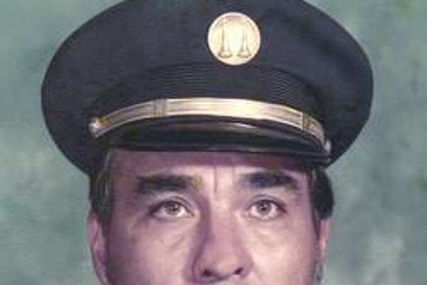 Martin C. Garcia was the first captain for Fire Station #35 on Culebra Road.