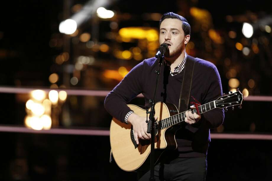 "THE VOICE -- ""Knockout Rounds"" -- Pictured: Ponciano Seoane -- (Photo by: Tyler Golden/NBC) Photo: NBC/Tyler Golden/NBC"