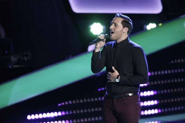 """Ponciano Seoane, who works at Methodist Hospital and performs at the Holiday Inn Riverwalk, sings on """"The Voice."""""""