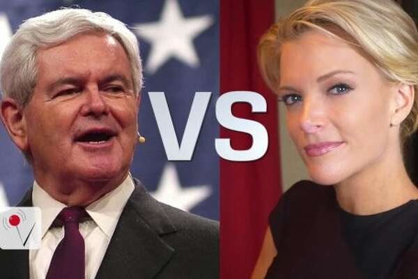 There are times when words do not do complete justice to a moment. Tuesday night's Newt Gingrich-Megyn Kelly showdown is one of those times, which is why we've included the clip above of its final moments. (Here's the full interview, from the top.)