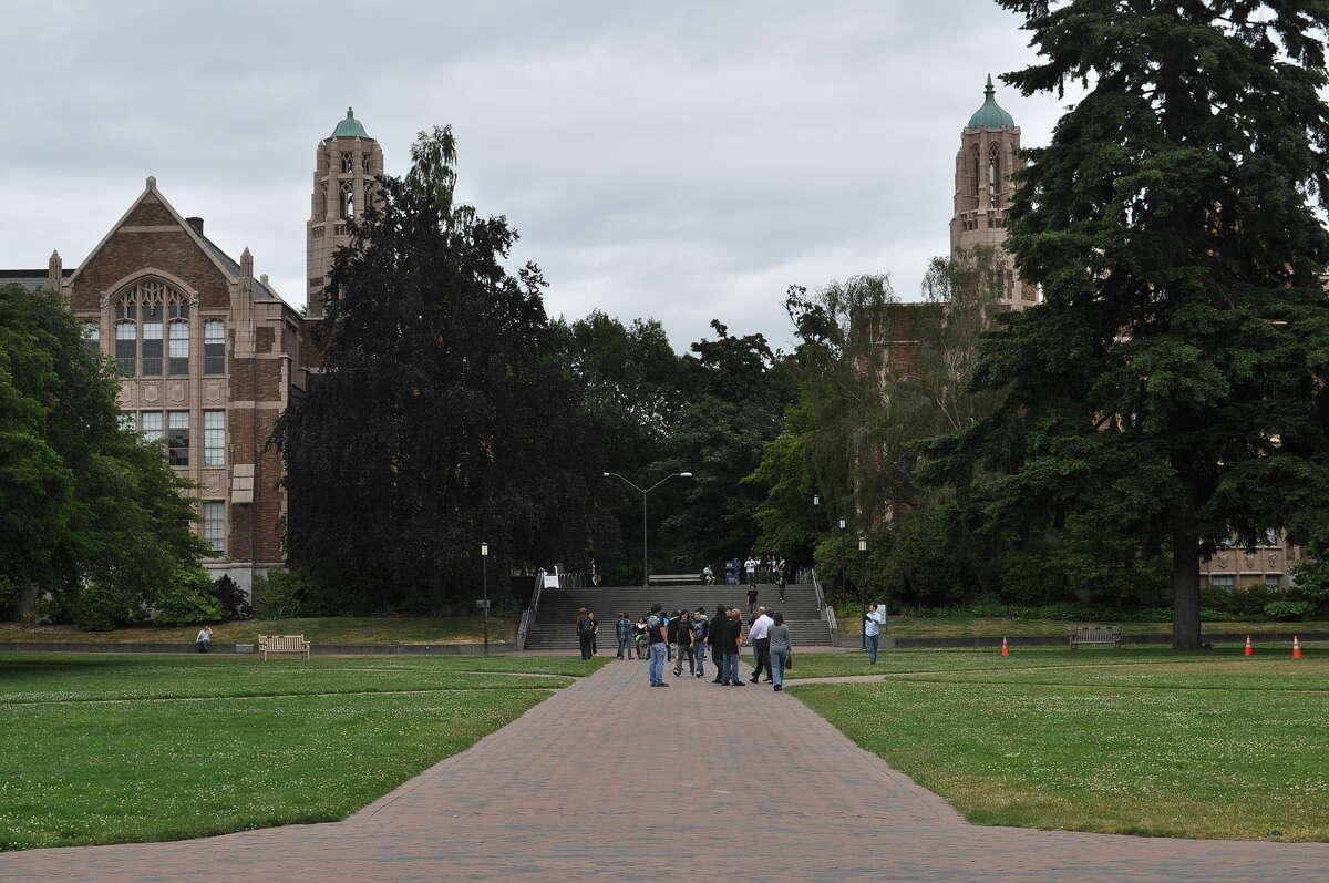 17. University of Washington Number of billionaires: 3 Source: Forbes