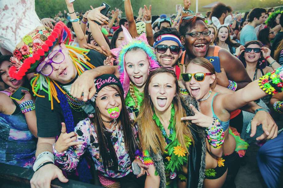 Something Wicked is a two-day EDM Halloween festival at Sam Houston Race Park. Photo: Julian Bajsel