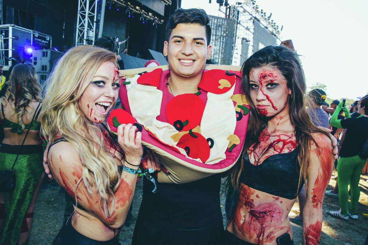 Something Wicked is a two-day EDM Halloween festival at Sam Houston Race Park.
