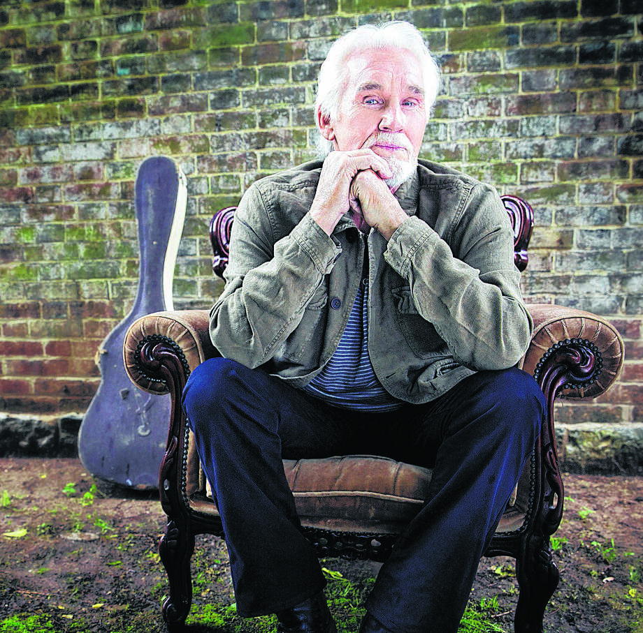 "Kenny Rogers Final World Tour, ""The Gambler's Last Deal,"" will headline the Ridgefield Playhouse Gala, Saturday. Photo: Piper Ferguson / Connecticut Post contributed"