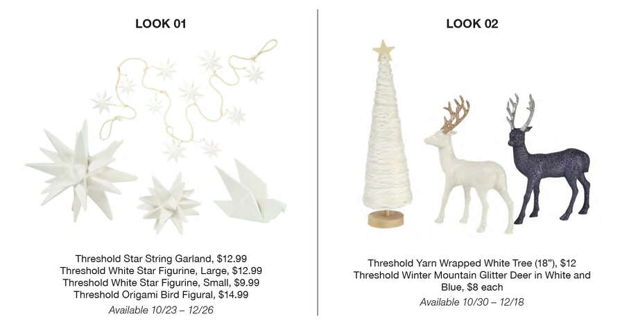 Target's Holiday 2016 Look Book showcases the retailer's top gift picks in toys, clothes, electronics, food and more. Photo: Target