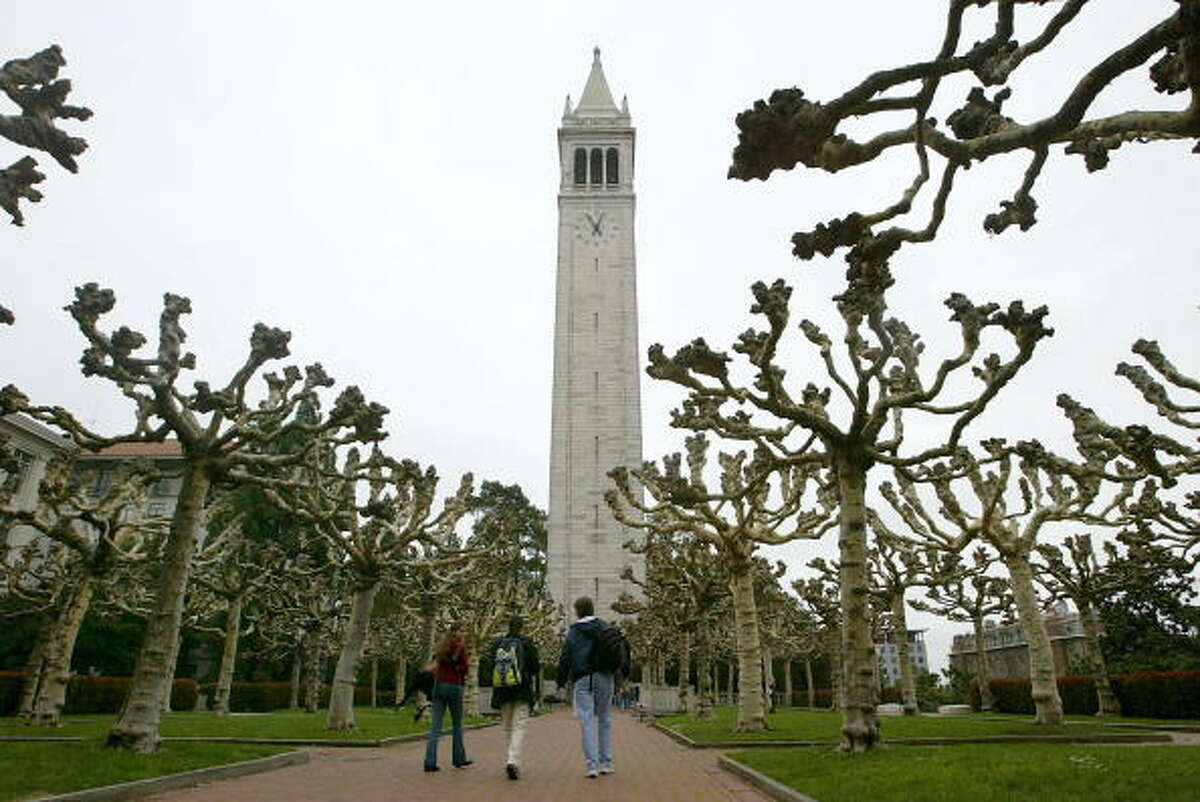 File photo of UC Berkeley.
