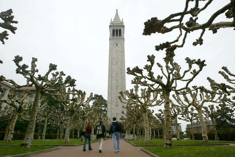 File photo of UC Berkeley. Photo: Justin Sullivan/Getty Images