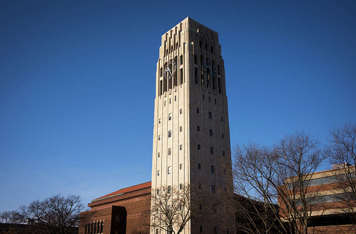 15. University of Michigan Full time equivalent enrollment: 41,912 Student-staff ratio: 8.8 International students: 16 percent Female-male ratio: 48:52